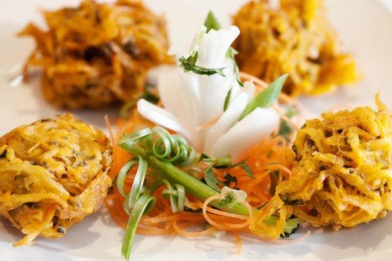 New Haweli: Onion Bhaji