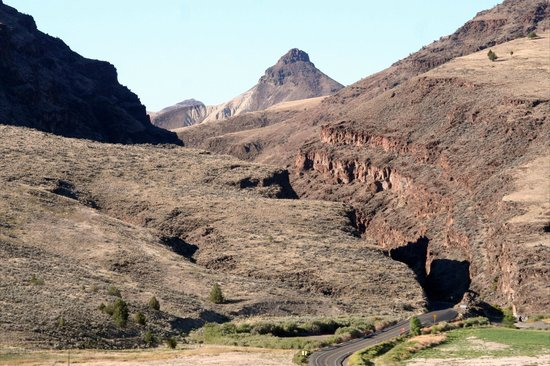 John Day Fossil Beds National Monument: Mascall Overlook