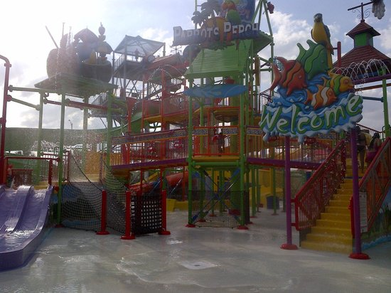Coco Key Hotel and Water Park Resort: Water Resort