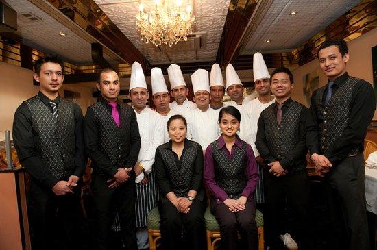 Indian Restaurant West Byfleet