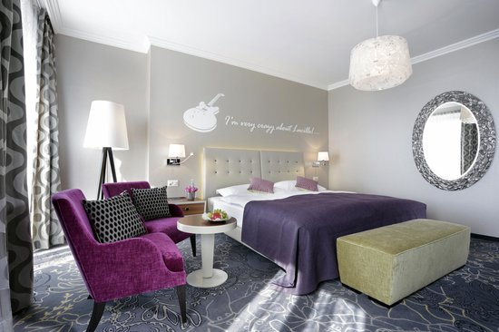 Hotel Schweizerhof Luzern: Superior Zimmer