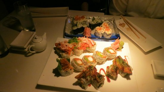 Fat Salmon Sushi