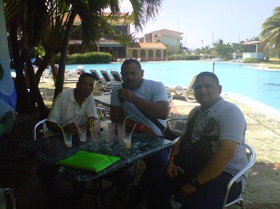 Cubanacan Hotel y Villas Marina Hemingway : LLEGANDO EN MARZO