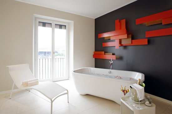 Hotel Schweizerhof Luzern: Wellness Suite