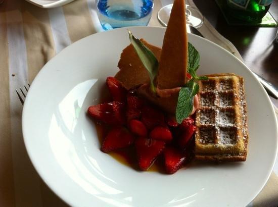La Coquille : la douceur de fraises