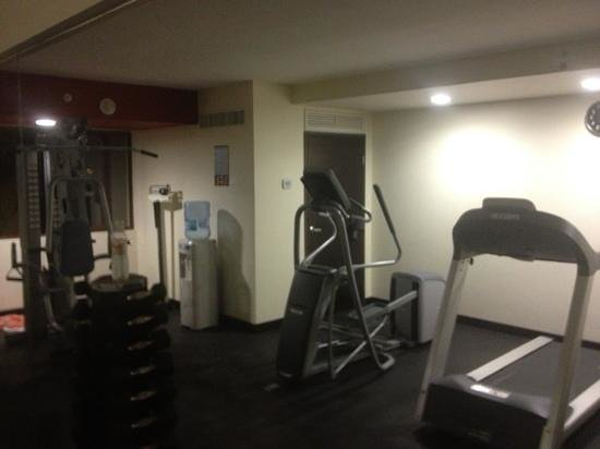 Casa del Alma Hotel Boutique & Spa: gym