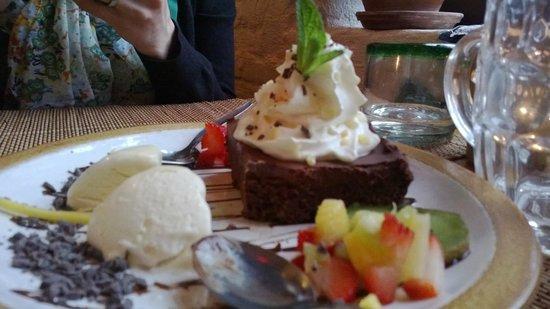 Tortilla Flats: Dessert