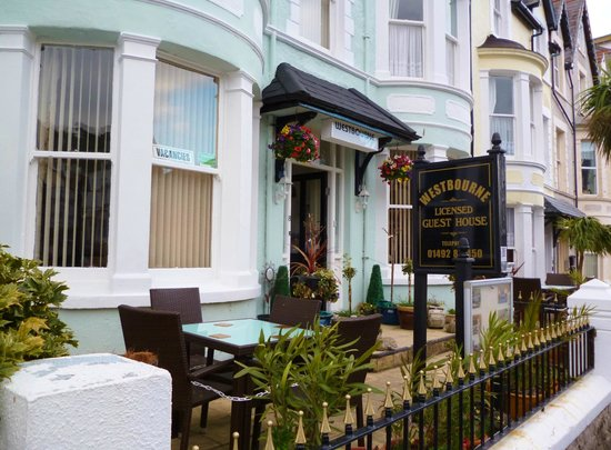 Westbourne Guest House: welcoming guest house