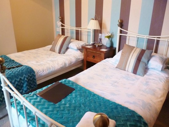 Westbourne Guest House: Room 4 (twin)