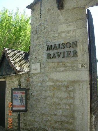 Morestel, France: La Maison Ravier.