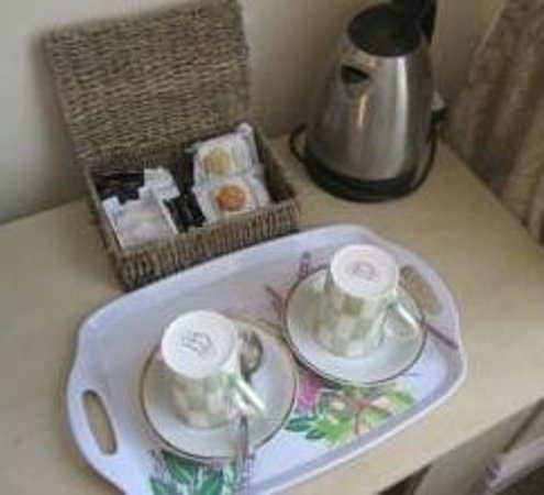 Westbourne Guest House: eco friendly