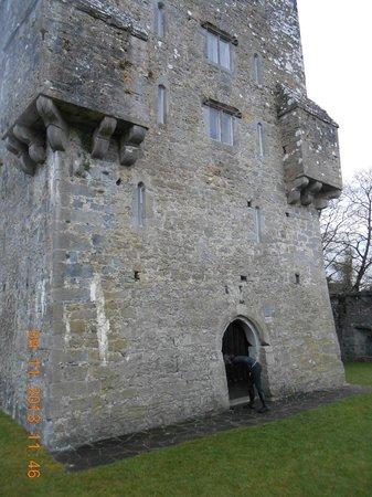 Aughnanure Castle : The castle