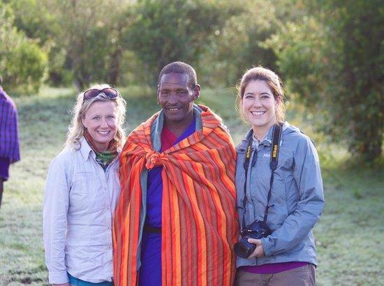 Naboisho Camp, Asilia Africa: Rakita!