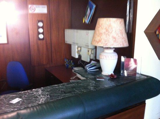 Hotel Mediterraneo : Reception