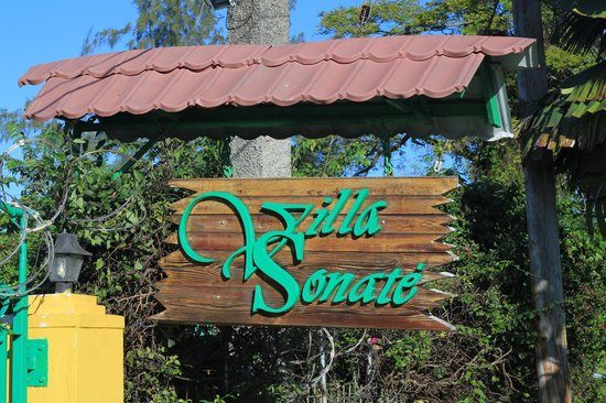 Villa Sonate: Welcome