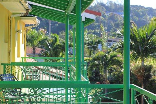 Villa Sonate: Balcony