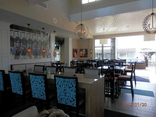 Hotel Indigo San Diego Del Mar: Bar/restauant