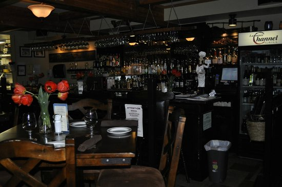 La Conner Channel Grill: The Bar