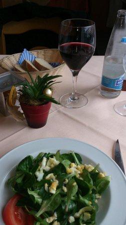 Citta Vecchia: Salat