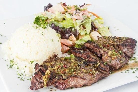 Santa Fe News & Espresso: Chimichurri Churrasco Steak
