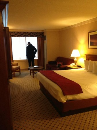 Harrah's Resort Atlantic City: room