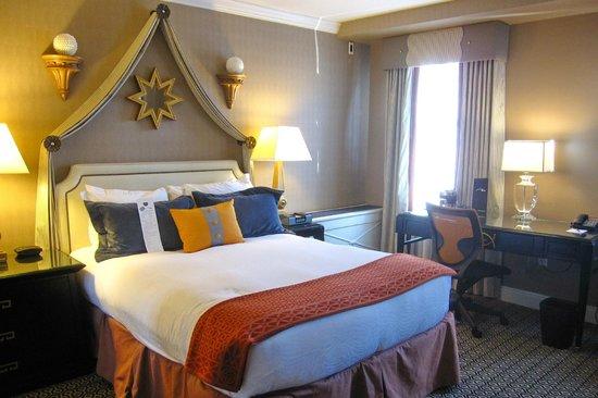 Kimpton Hotel Monaco Alexandria: Monaco Alexandria - our room