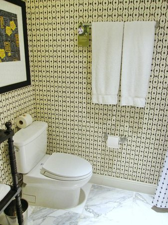 The Alexandrian, Autograph Collection: Monaco Alexandria - bathroom