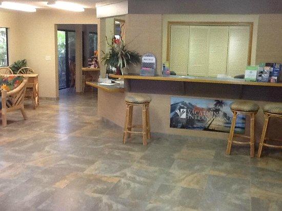 Sea Village Resort : Lobby