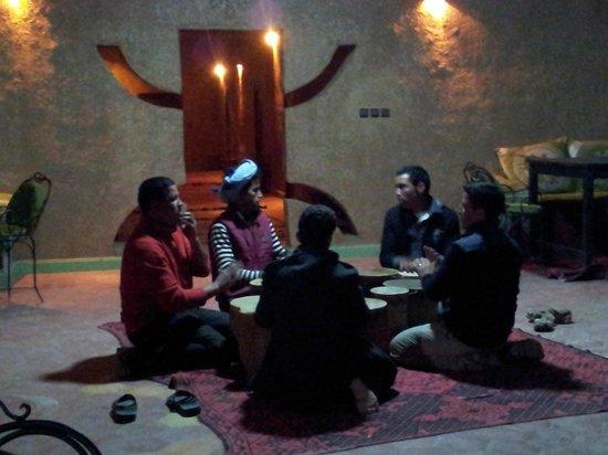 Kasbah Ramlia: noche de tambores