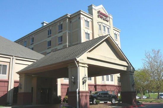 阿爾法利塔希爾頓恒庭套房飯店照片
