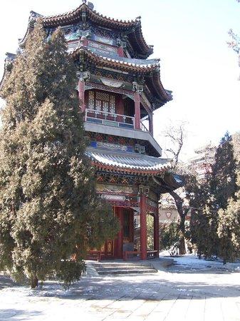 Zhunti Pavilion