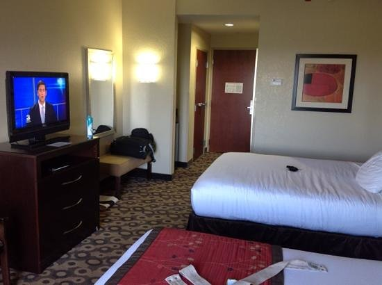 Holiday Inn Southaven - Central: The double queen room