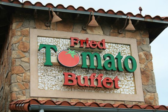 Fried Tomato Buffet Newnan Restaurant Reviews Phone Number Photos Tripadvisor