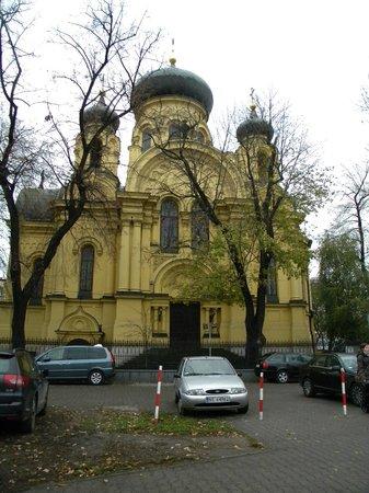 Photo of Church Warsaw's Metropolitan Cathedral of St. Mary Magdalene at Ul. Al. Solidarności 52, Warsaw 03-402, Poland