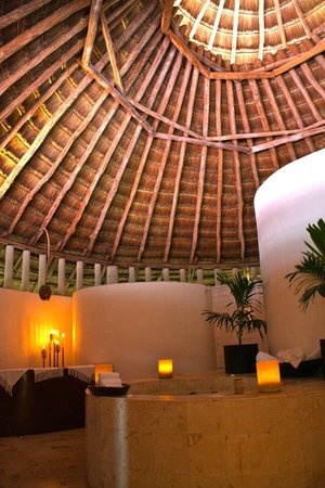 Viceroy Riviera Maya: The amazing spa!