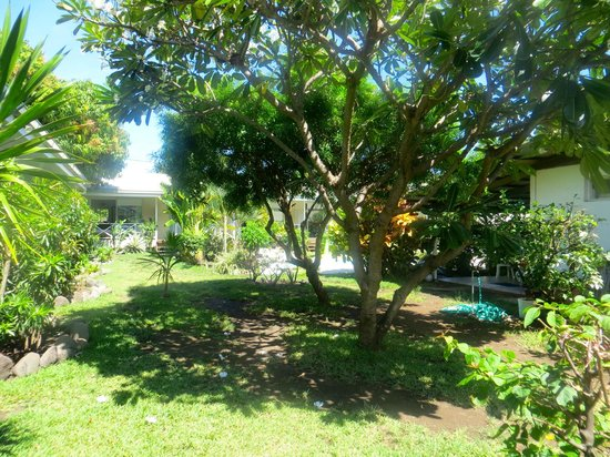Hotel area photo de pension de la plage tahiti punaauia for Chambre 13 tahiti plage mp3
