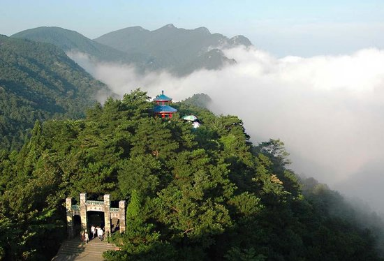 Xianglu Mountain Forest Park