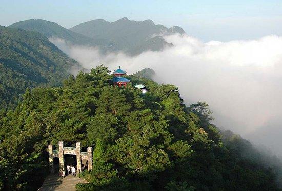 香炉山森林公园
