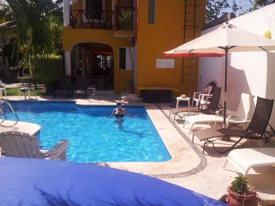 El Acuario Hotel: Pool