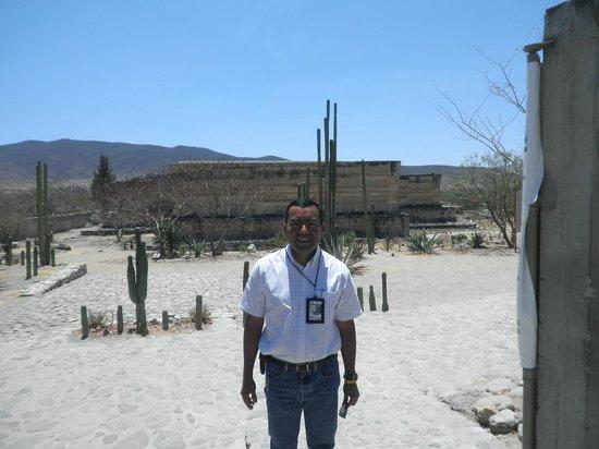 Casa de los Milagros B&B: Rene Cabrera
