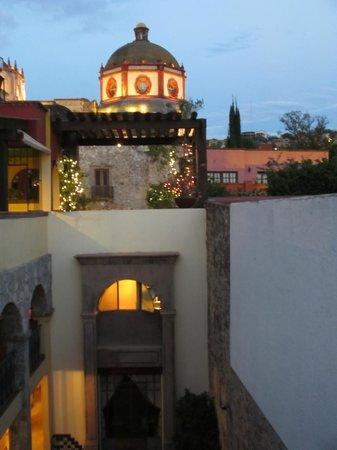 La Posadita: the setting