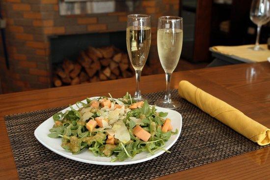 Siamo: Arugula Salad