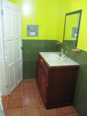 The Octopus's Garden: In suite Bathroom