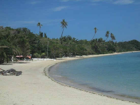 Plantation Island Resort: View of the beach