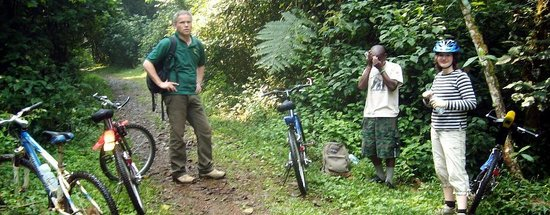 Buhoma Village Walk By Kabiza Wilderness Safaris