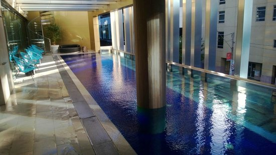 Art Series - The Olsen: pool