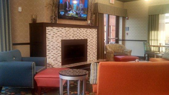 Homewood Suites by Hilton Joplin: Breakfast area