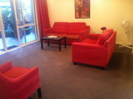Salerno Motel Apartments: 2 bed apartment