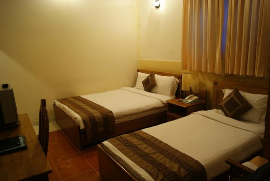 Trung Cang Hotel : Hotel's Room