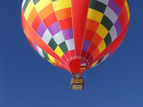 Staybridge Suites Albuquerque North: Close to the balloon fiesta!